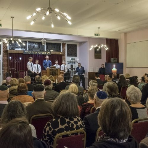Holocaust Memorial Evening at St Albans
